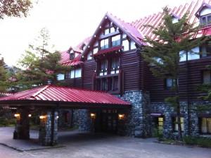 帝国ホテル玄関
